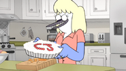 S6E01.101 Mordecai's Mom Made Dessert