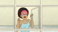 S6E02.041 A High School Student at a Window
