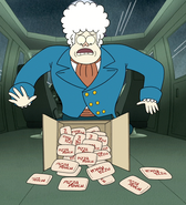 S5E06.057 Walks Sees a Pile of Pizza Pouches