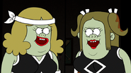 S5E36.153 Starla and Peggy Getting Ready to Finish It