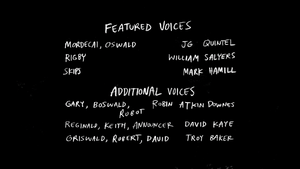S7E23 Gary's Synthesizer Credits