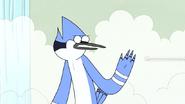 S4E26.074 Mordecai Asking for a Hot Towel