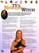Nickelodeon magazine oct 1996 sabrina teenage witch melissa joan hart