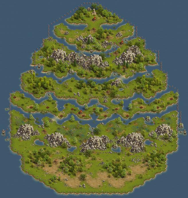 Map garrun