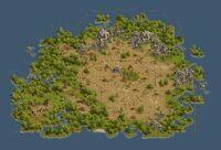Horseback Map