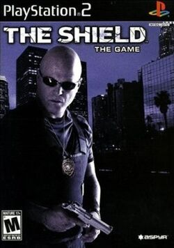 The Shield game cover