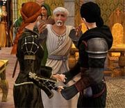Marriage wizard-pirateking