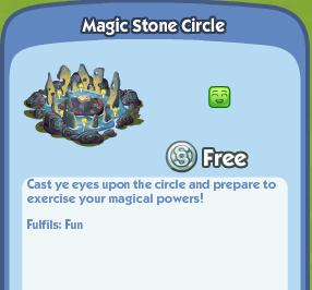 magic stone circle the sims social wiki fandom powered