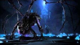 Kerrigan vs Narud - Starcraft 2 Heart of the Swarm Cinematic