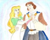 Odette and Derek 5