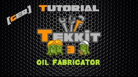 Minecraft Tekkit Classic Tutorial DE HD - Oil Fabricator