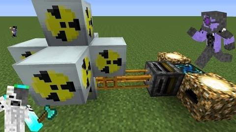 Super Safe Max Power Nuclear Reactor Tutorial -- tekkit classic