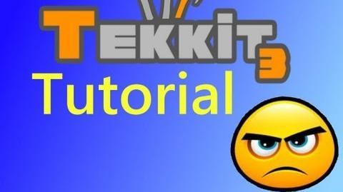 Tekkit Tutorial - Golem Making Machine Using An Assembler and Frame Motors