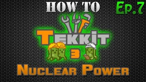 How to Tekkit - Nuclear Power