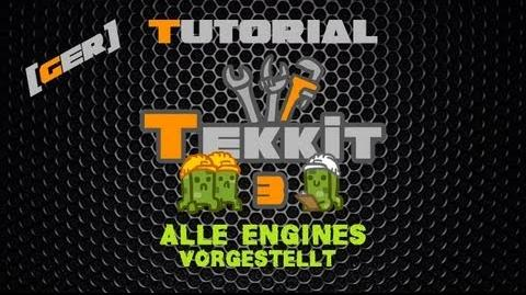 Minecraft Tekkit Classic Tutorial DE HD - Alle Engines im Überblick