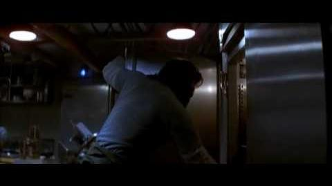 The Thing 1982 the kennel scene