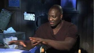 The Thing - Universal Studios Halloween Horror Nights Maze