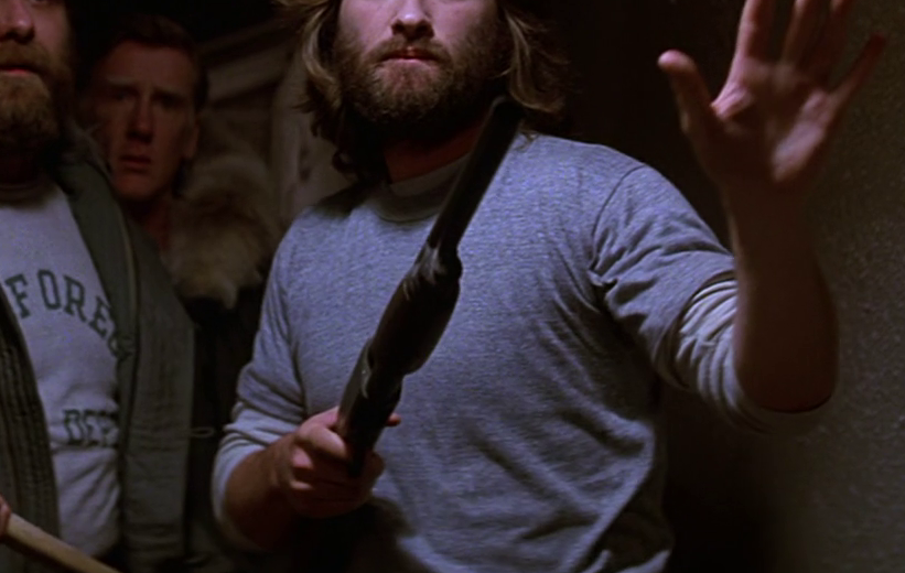 Macready The Thing