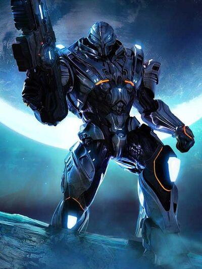 Centurion Battle suit