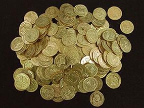 Golden-coins