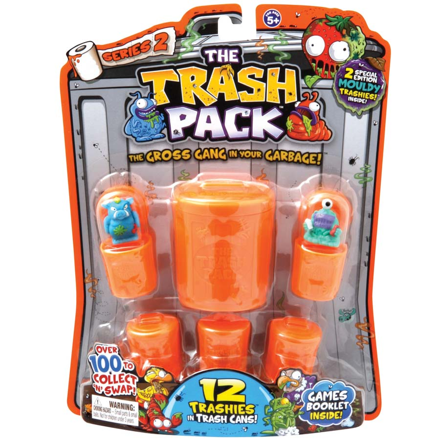 Series 2  The Trash Pack Wiki  FANDOM powered by Wikia