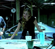 Bridget Sullivan (Nicole Steinwedell) on The Unit