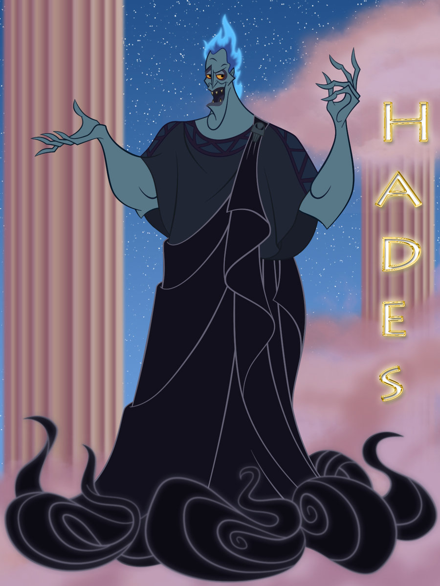 Hades | The United Organization Toons Heroes Wiki | FANDOM ...