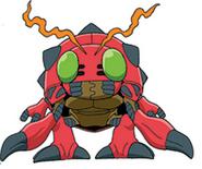 Tentomon (Sora's Team)