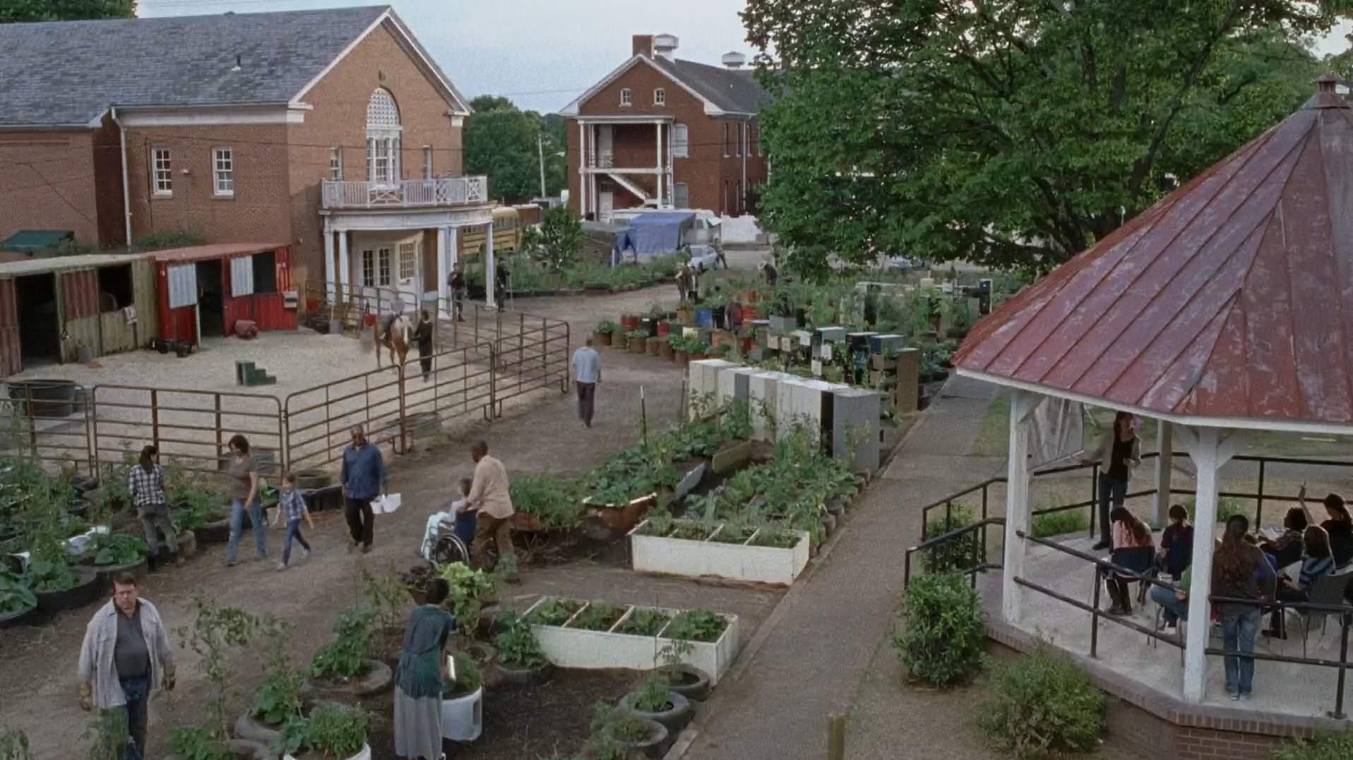 El Reino Serie The Walking Dead Wiki Fandom Powered