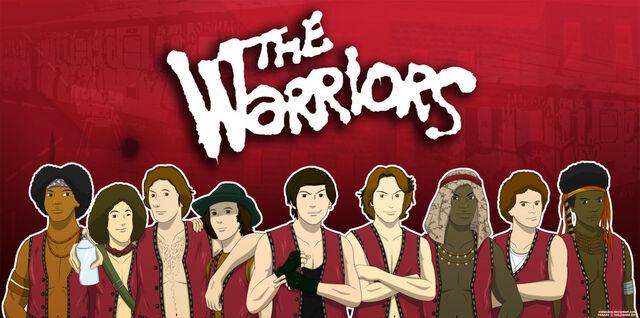 File:The warriors by vialesana-d4kljsv.jpg