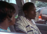 The Wire- Bernard in car with girlfriend