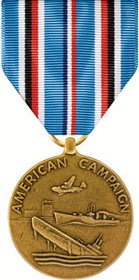 American Campaign Medal (full)
