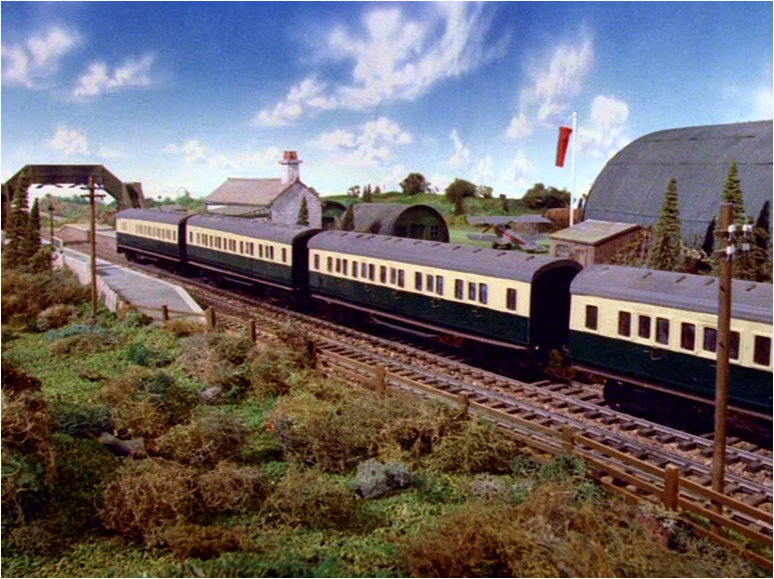 Express Coaches Thomas Made Up Characters And Episodes