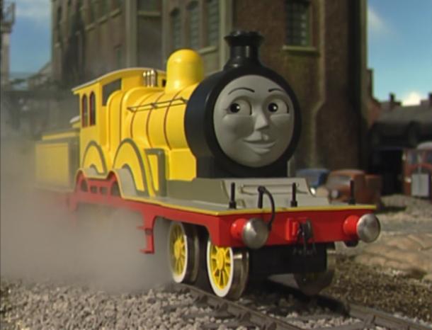 Thomas Friends Season 6 Episode 17 Gordon Takes Tumble – Fondos de