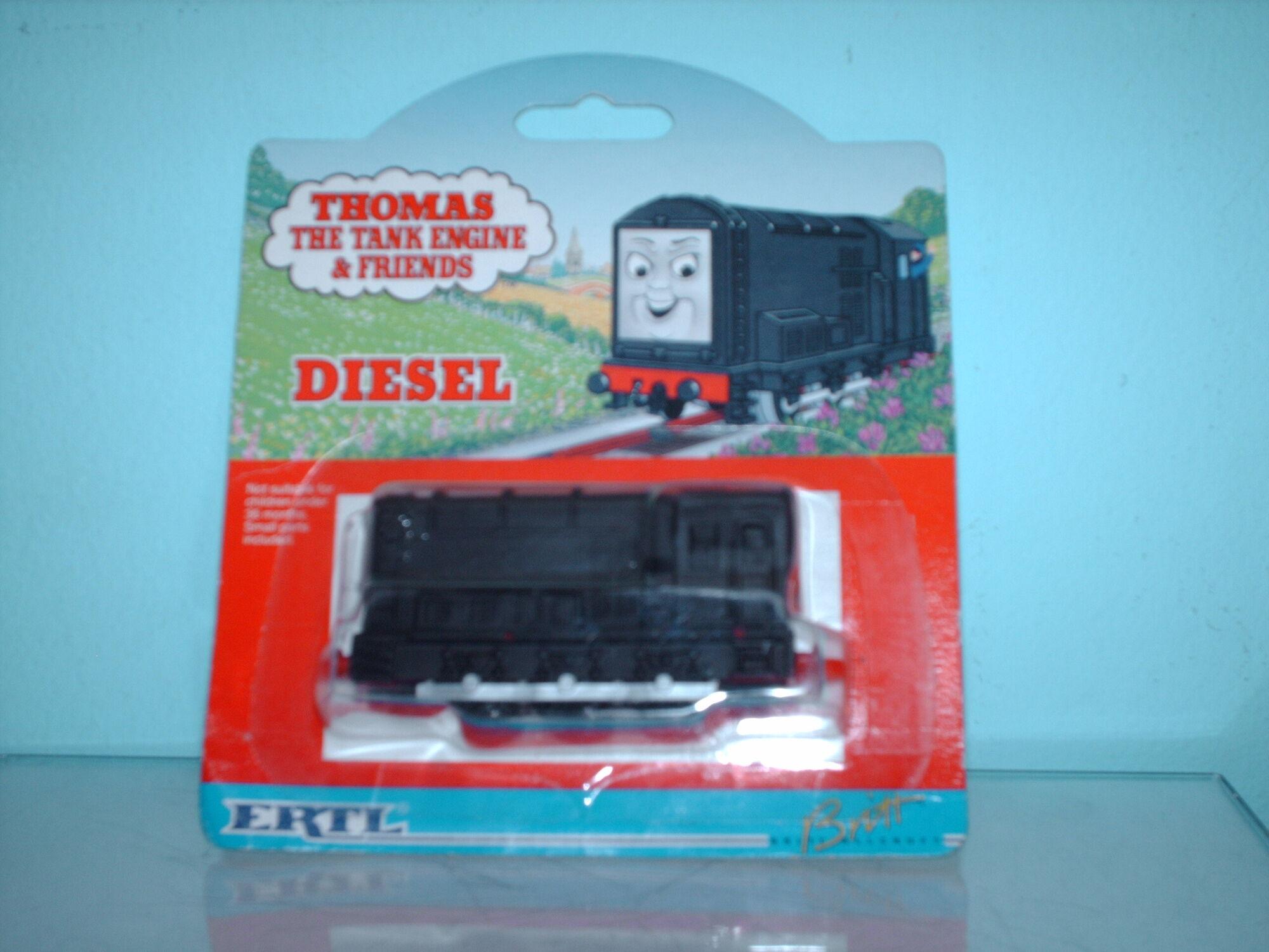 Diecast ERTL Thomas the Tank Engine Character The City of |Thomas The Tank Engine Ertl