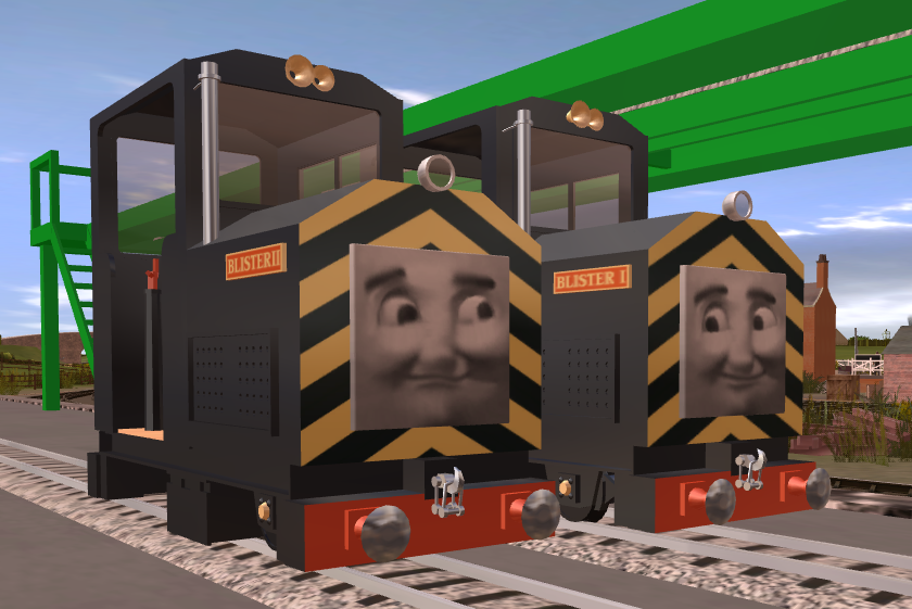 The Blistering Cold Thomas The Trainz Adventures Wiki