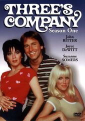 Three's Company TV Season 1