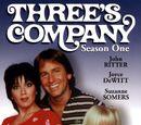 Three's Company TV Season 1