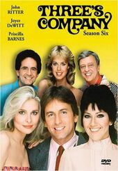 Three's Company TV Season 6