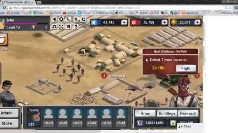 Thunder Run War of Clans Tutorial 1 - Media Controls