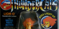 LJN Toyline: Lion-O