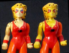 Cheetara Variants