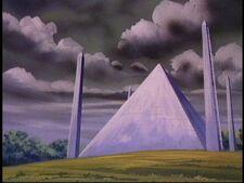 Whitepyramide