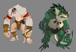 Thundercats concept art by dingo107-d4qivsa
