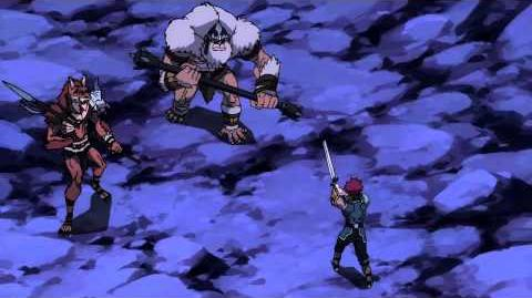 ThunderCats episode 14 New Alliances preview clip 2