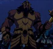 Grune new armor