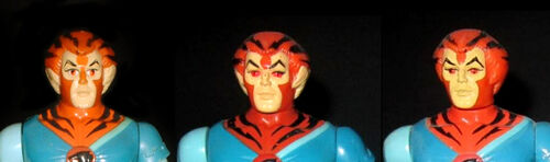 LJN Old Tygra Variants