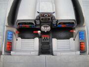 Thundertank Statue Cockpit
