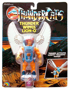 Thunderwings Lion-O card