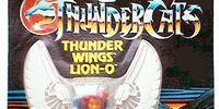 LJN Toyline: Thunderwings Lion-O